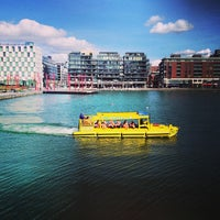 Photo taken at Grand Canal Dock by Masha🦀 on 4/22/2013