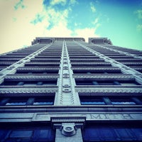 Photo taken at Smith Tower by Masha🦀 on 6/2/2013