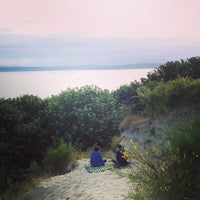 Photo taken at Discovery Park by Masha🦀 on 6/9/2013