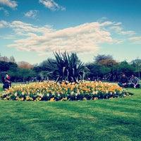 Photo taken at St Stephen's Green Playground by Masha🦀 on 4/27/2013