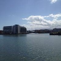 Photo taken at The River Liffey by Masha🦀 on 4/30/2013