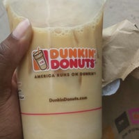 Photo taken at Dunkin' Donuts by Diamond B. on 6/30/2014