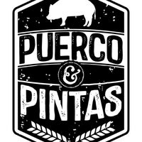 Photo taken at Puerco y Pintas by Francisco T. on 4/6/2014