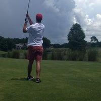 Photo taken at Raven Golf Club by Lauren F. on 8/21/2013