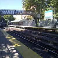 Photo taken at Estación Maipú [Línea Tren de la Costa] by Jonathan R. on 3/27/2013