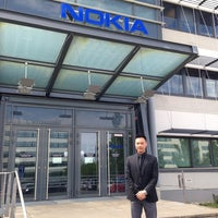 Photo taken at Nokia Oyj by Billy P. on 5/30/2013