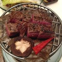 Das Foto wurde bei 明水三井 Mitsui Cuisine von Billy P. am 7/10/2013 aufgenommen