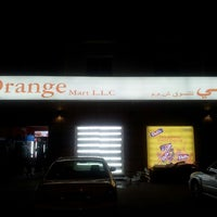 Photo taken at Orange Mart by Zubair K. on 6/21/2013