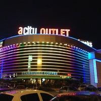 4/7/2013 tarihinde Fatih Mehmet B.ziyaretçi tarafından ACity Premium Outlet'de çekilen fotoğraf