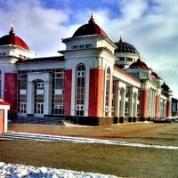 Photo taken at Ж/д вокзал Саранск by Nadezhda S. on 3/22/2013