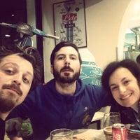 Photo taken at Pizzeria Flaminio by Nicola B. on 3/5/2014