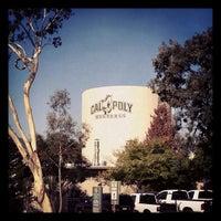 Photo taken at California Polytechnic State University, San Luis Obispo by Bill B. on 10/13/2012