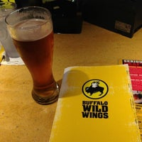 Photo taken at Buffalo Wild Wings by Christian E. on 8/28/2013