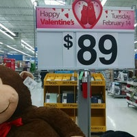 Photo taken at Walmart Supercenter by Shannon S. on 2/8/2017