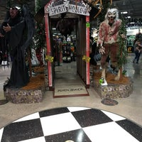 Photo taken at The Spirit Of Halloween by Shannon S. on 9/21/2017