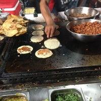 Photo taken at Tacos El Güero by Hugo C. on 6/1/2013