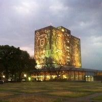 Foto tomada en UNAM Las Islas por Bren G. el 4/11/2013