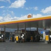 Photo taken at Shell by N.S (SAKIZ ADASI) ИЗМИР B. on 6/2/2013