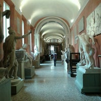 Photo taken at Accademia delle Belle Arti by Elena F. on 3/25/2013