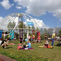 Photo taken at Westerpark by Anatoliy S. on 5/5/2013