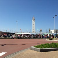 Photo taken at Strand Noordwijk aan Zee by Ronald v. on 5/5/2013