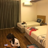 Photo taken at TM Land Serviced Hotel by Gal S. on 11/19/2016