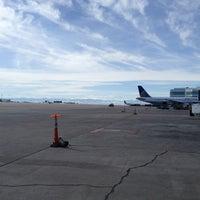 Photo taken at Gate B50 by Destiny D. on 3/2/2013