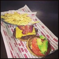 1/10/2013 tarihinde Destiny D.ziyaretçi tarafından Smashburger'de çekilen fotoğraf