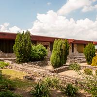 Photo taken at Baláca - Római kori villagazdaság és romkert by WeLoveBalaton on 6/30/2015