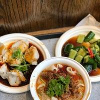 Photo prise au Xi'an Famous Foods par Evan M. le11/26/2017