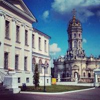 Снимок сделан в Усадьба князей Голицыных в Дубровицах пользователем Павел О. 8/10/2013