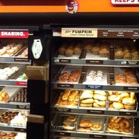 Photo taken at Dunkin' Donuts by Jodi M. on 11/18/2012