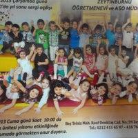 Foto scattata a Zeytinburnu Öğretmenevi da Sinem K. il 5/27/2013