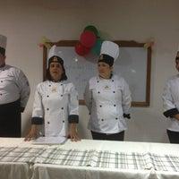 Photo taken at instituto iberoamericano de recreacion, turismo y gastronomia by Angelica F. on 9/1/2013