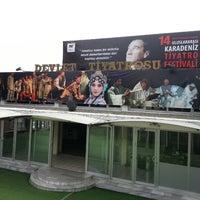 9/2/2013 tarihinde Vural Ö.ziyaretçi tarafından Devlet Tiyatrosu Haluk Ongan Sahnesi'de çekilen fotoğraf