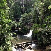 Photo taken at Ranchan Pool Recreational Park by Elena G. on 1/7/2014