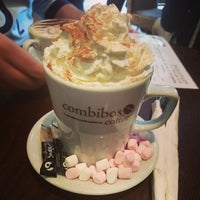 Photo taken at Combibos Coffee by Adam E. on 8/31/2014