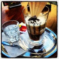 Photo taken at Cafe Hoffmann by Simona Ž. on 5/18/2013