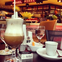 Photo taken at Mikel Coffee Company by Gerbe 🔞 on 5/7/2013
