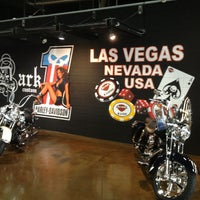 Photo taken at Las Vegas Harley-Davidson by Rick on 3/16/2013
