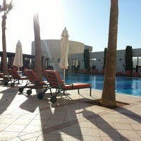 Photo taken at Sheraton Amman Al Nabil Hotel by Burhan A. on 10/26/2013