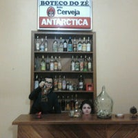 Photo taken at Boteco do Zé by Wellison G. on 7/27/2013