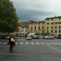 Photo taken at Piazza Santa Maria by Irina M. on 10/2/2015