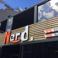 5/15/2017 tarihinde Rüzgar Y.ziyaretçi tarafından Nerd Cafe & Restaurant'de çekilen fotoğraf