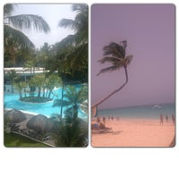 Photo taken at Punta Cana by Andreza S. on 6/6/2013