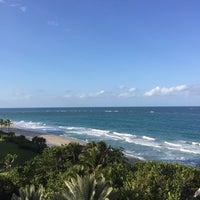 Photo taken at Jupiter Beach Resort & Spa by Alexis on 4/26/2016