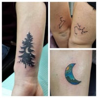 Photo taken at A Vita Tattoo by Jetta S. on 12/30/2016