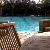Photo taken at Nirmala Swimming Pool by Andre D. on 6/20/2013