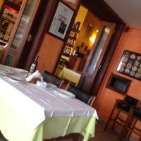 Photo taken at Restaurante e Pizzaria Senzala by Joaquim N. on 9/29/2012