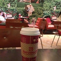 Photo taken at Juan Valdez Café by Lisa V. on 8/3/2013